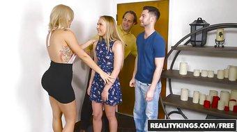 RealityKings - Moms Bang Teens - All In Alyssa starring Alys