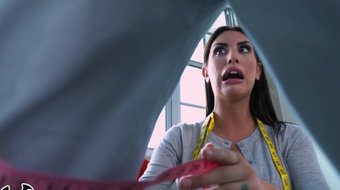 BANGBROS - Gorgeous Babe August Ames Loses Her Mind When She Sees Jay%27s BBC