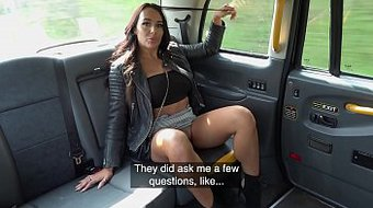 Fake Taxi Busty Christina May plays the rusty trombone