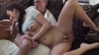 Dirty step daddy and old pervert fucks young girl What would you choose -
