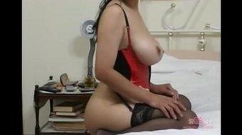 Big Tits Chinese Woman