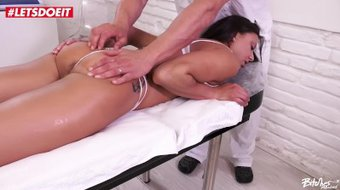 French Babe gets fucked by a doctor in Czech Republic - #LETSDOEIT