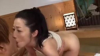 Beautiful stepmom sex