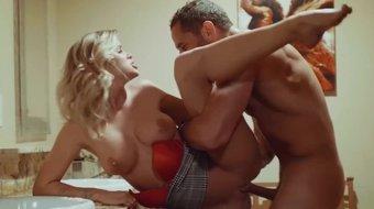SweetSinner - Busty blond Jessa Rhodes Cheats on her Husband with his Boss