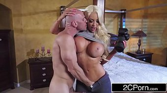 Private Eye Nicolette Shea Busted