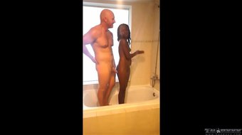 COCO Bango Shower scene