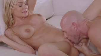 VIXEN Shes addicted to fucking her boss