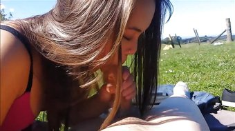 Cpl Film Hot Outdoor Sex Session
