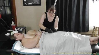 Miss Lydia Tit Torture Preview