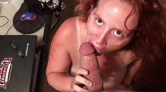 Cum on Tammy pt1