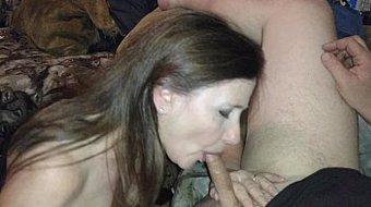 Get to know Rhiannas watch her suck cock