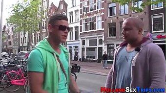 Dutch whore gets plowed