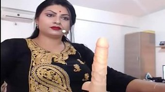 indian delhi desi beautiful bhabhi masturbating and loud moanas