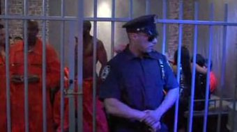 Jail Brak  Sex Party