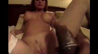 Veronica Jett takes on mr. 18 inch