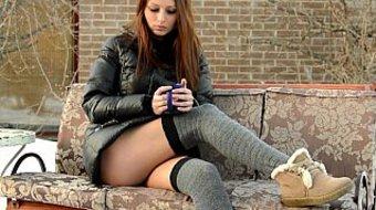 Stripping Yarina