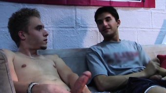 College boyz tricked into sex with each other