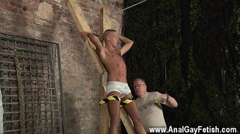 Gay guys New marionette guy Kenzie had no idea this is what