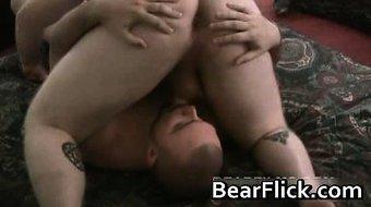 Ashby Red and Dakotah Porter queer bears part5