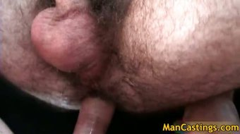 Sexy hunk Josh gets arse hammered after part5