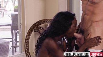 DigitalPlayground - Dark Obsession Scene 1 Ana FoxxxCharles