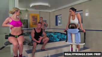 RealityKings - Euro Sex Parties - James Brossman Jemma Valen