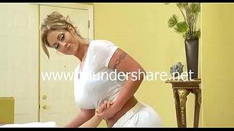 Milf ass mom blonde boobs latina