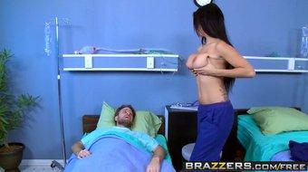 Brazzers - Pornstars Like it Big - Peta Jensen Mick Blue - W