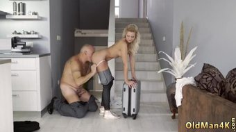 Old guy anal young girl xxx Finally at home, finally alone!