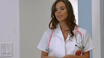Seductive chick Keisha Grey sexually satisfied