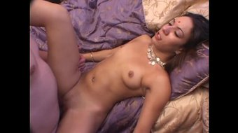Cum Filled Indian Pussy With White Stud Hot Jizz