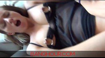 hot austrian teen anal sex cum in her ass