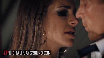 Ashley Lane, Kimmy Granger Marcus London - Uninvited Part 1