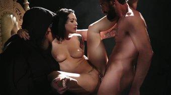 Deeper. Katrina Jade%27s Darkest Kink Fantasies Comes True