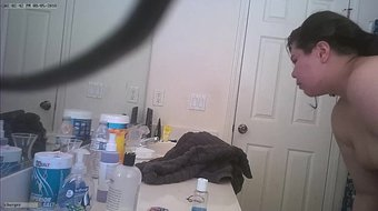 More Bathroom Cam fun