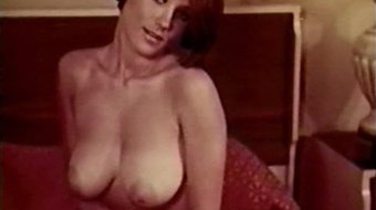 LOOK OF LOVE - vintage nude 60s beauty teases