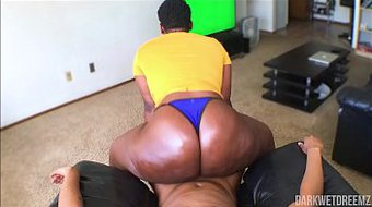 Rent's Due!! Time To Bounce on Some Dick | BBW EDITION