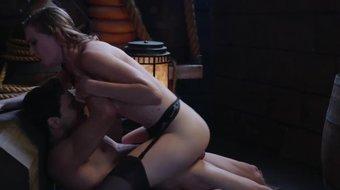 Deeper. Ashley Lane Gets Sweet Revenge on Her Biggest Tease
