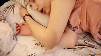 He CUM IN MY PANTIES While I Sleeping Drunk!