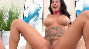 BANG Surprise - Big Tits Tattoo MILF Lily Lane Fucked Anal