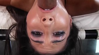The Gianna Twister! - THROATED