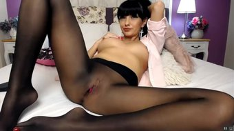 webcam xkimoraxx in black pantyhose having a lovely time