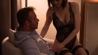 Tonights Girlfriend - Audrey Noir gets dominated by client