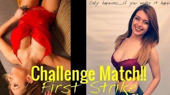 Callisto vs Lizzy! Challenge Match Real Female Wrestling