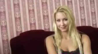 sexy blondie seduced and fucked